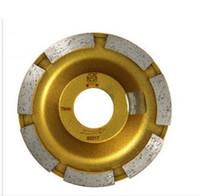 abrasive wheel grinder - 75MM Bowl Shaped Diamond Grinding Wheel Disc Cup Abrasive Polishing Grinder Rotary Cutter