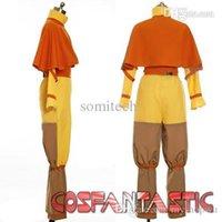 aang cosplay - Avatar The Last Airbender Cosplay Aang Costume