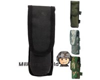 airsoft battery pack - 2 col Airsoft Tactical Molle D Waterproof Nylon Universal Large Battery Pouch Bag Pack Holster Tools Pouch Mag Gear Pocket order lt no t