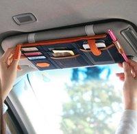 automotive business - Multifunctional Automotive Bag Sun Visor Pocket Storage Bag