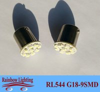 auto door replacement - 12V G18 SMD BA15S Auto Additional brake light bulbs P21W Replacement RL544