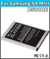Wholesale Promotion B500AE mAh replacement cell phone battery For Samsung S4 mini Galaxy S4 mini IV I9190 I9192 I9195 I9198 phone battery