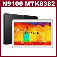 Wholesale New N9106 Tablet inch Quad Core G phone tablet MTK6582 GB RAM GB ROM Dual Cameras Bluetooth Android G Tablet