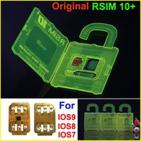 apple iphone cdma - Original Newest Unlock Card R SIM RSIM R SIM unlock for iphone plus s c s iOS7 X X WCDMA GSM CDMA