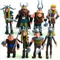 big boy train - Hot How to Train Your Dragon figurines toy set CM PVC Action Figures Collectible Toys for boy gift