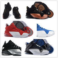 air penny mens - 2015 New Colours New Model High Quality Air Hardaway Penny Posite Men s Basketball Sneakers penny VI Mens Athletics Trainers Shoes