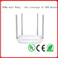 Wholesale Genuine Mercury MW325R m wireless router through the wall Wang mini ap WIFI smart home phone control