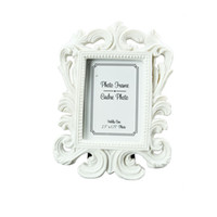 other wedding place card holders - white black Baroque photo picture frame Wedding Place Card Holder Engagement Favors Gift Party Accessory Decoration Supplies