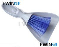 air vent cleaning - Car Air Outlet Vent Cleaning Brush With Dustpan Keyboard Cleaner Tool