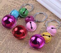 Promotion bell compass - NEW Hot fashion Cartoon Game movie Key Car keychian Lovely bell alloy keychain wedding favors keychain cc112
