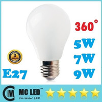 Wholesale Super Bright E27 Led Lights Lamp Angle W W W Led Spot Bulbs Lamp lm lm lm Warm Cold White AC V Warranty Years