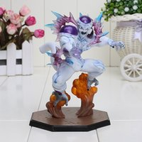 big freezer - Anime Dragon Ball Combat Edition Z Freeza Freezer PVC Action Figure Collectible Toy model doll CM