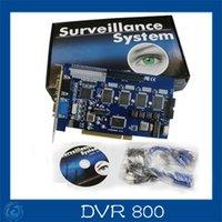Cheap 16CH DVR 800 v8.2 CCTV DVR Board DVR800 (V8.2 dvr Card for cctv systems