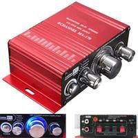 Wholesale Mini Stereo Car Amplifier DVD MP3 Digital Player Speaker