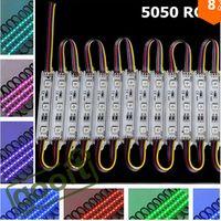Wholesale Super Bright SMD RGB white R G B Y LED Module strip light SMD LEDS Light Waterproof V DC