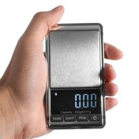 best gram scales - Hot Sale g Electronic Balance Gram Digital for Pocket scale balanza digital scales jewelry Best Promotion order lt no track