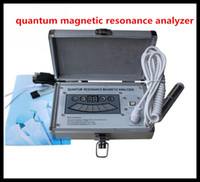 Wholesale 42 reports Ver quantum magnetic resonance health analyzer with a quad processor in multi language version