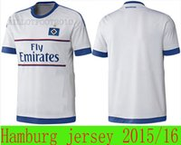 in germany - Cheap Top quality Thai version A season the best club in Hamburg Germany home and away jerseys
