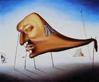 abstract art gallery - online art gallery paintings by Salvador dali high quality sleep hand painted home decor