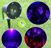 Wholesale Outdoor Waterproof Garden Lights Starry Firefly Laser Stage Lighting Landscape Light Green Red Projector