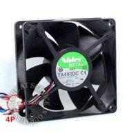 aluminum ores - 120 TA450DC B35502 CM A T Dragon ore miner original radiator fan for NIDEC