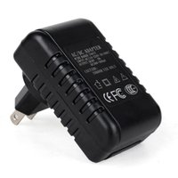 Wholesale WIFI HD P SPY Hidden Wall Charger Camera Adapter DV Video Recorders Cam TF card Black