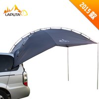 beach camping supplies - NEW Car casual outdoor party camping equipment car camping tents outing automotive supplies tourist beach fishing awning tent