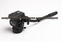 Wholesale New WEIFENG WF AH Photography Video DSLR Camcorder Fluid Tripod Head Drag Handle