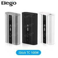 100w hid - Eleaf iStick w TC Mod New Temp Control Box Mod Hidden Fire Button iSmoka Eleaf iStick w TC