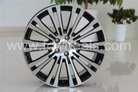 Wholesale 2015 popular selling aftermarket alloy wheels car wheels aluminium wheels for cars