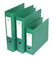 lever file - Hot Selling A4 FC double side PVC Lever Arch File
