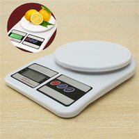 Wholesale Best sale kg g Digital LCD Electronic Kitchen Fruit Food Diet Postal balance Weighing Scale SF order lt no track