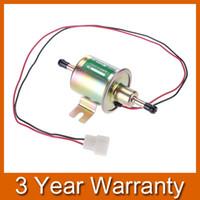electric fuel pump - Universal V Heavy Duty Electric Fuel Pump Metal Solid Petrol Volt Dropshipping AC002