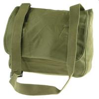 bag vietnam - VIETNAM WAR CHINESE MILITARY PLA TYPE CANVAS MESSENGER BAG