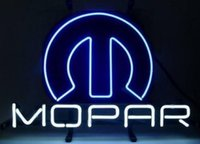 automobile business - Business Custom NEON SIGN board For Fiat Chrysler Automobiles MOPAR REAL GLASS Tube BEER BAR PUB Club Shop Light Signs quot