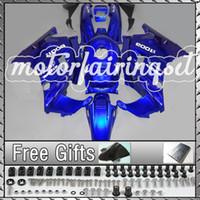 Cheap ABS Fairing Kit Fit CBR600 F2 91-94 CBR 600 1991-1994Blue ABS 21N73