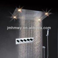 Cheap overhead shower Best steel shower