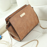 Cheap Hot Sale Designer Handbags High Quality Pu Leather Women Small Shoulder Bag With Chains For Ladies Daily Life