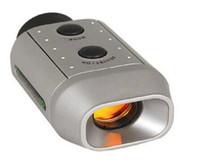 Wholesale 1PC Monocular Yards Electronic digital Golf Range finder Distance Meter Range Finder x18 multifunction golf scope