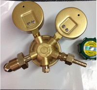 Wholesale High quality export type Oxygen pressure regulator Brass type