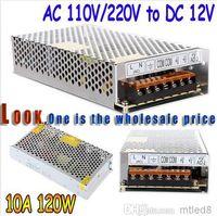 Wholesale High Quality LED switching power supply LED power supply V A A A A W w w w transformer V