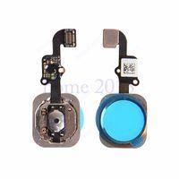 Wholesale 1pcs Home Button Flex Cable Complete Replacement Parts For iPhone G quot inch iPhone Plus quot inch