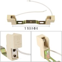 adapter handles - R7S Base Bulb Socket Lamp Holder mm For R7S Bulbs R7S Light Lamp mm Bulb Base Holder Adapter Socket Metal Handle