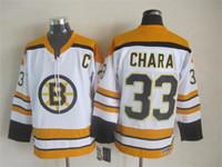 Wholesale 2016 Hockey jerseys cheap bruins authentic boston bruins jersey ZDENO CHARA neely bucyk mens sports uniforms embroidery