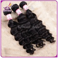 remy hair - On Sales Peruvian Deep Wave Hair a Peruvian Virgin Hair Remy Hair Extensions Unprocessed Virgin Peruvian Hair Deep Wave Pervian Weaves