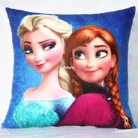 sublimation printing - Creative Vintage Cushion Pillow Sublimation pillow pillow custom animation Frozen hold hot product customization Man