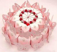 Wholesale Cake boxes cupcake boxes cardboard wedding cake boxes