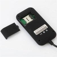 Wholesale Mini GPS Real Time Tracking Device Quad Band Vehicle GPS Tracker TK08 TK06A GT02A with Retail Box Gift Box