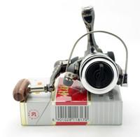 Cheap front drag spinning reel Spinning Reel Best 6 bearings 2000 series metal reel
