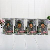 ninja turtles - 4pcs set Teenage Mutant Ninja Turtles Classic Collection action figures set New In Box